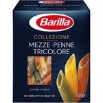 Barilla Collezione Mezze Penne Tricolore Pasta 500g