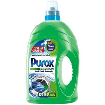 Purox Universal Laundry Gel 4.3l