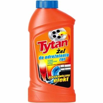 Tytan Means for Cleaning Pipes 0,5l
