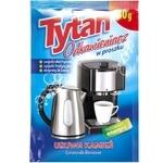 Порошок для чистки Tytan антинакип 30г