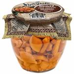 Honey mushrooms Khutorok 350ml marinated