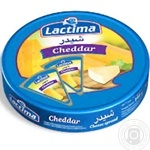 Cheese cheddar Lactima processed 120g