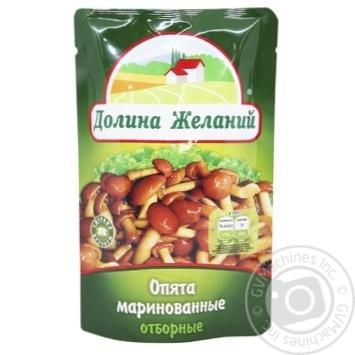 Dolyna Bazhanʹ Marinated mushrooms 200g - buy, prices for Furshet - image 2