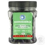 Оливки Marmarabirlik черные 450г