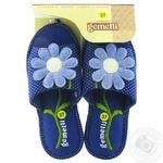 Обувь домашняя Gemelli Флора женская в ассортименте