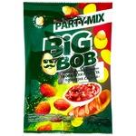 Арахіс Big Bob Party Mix Ковбаски гриль та томатна сальса в оболонці 80г