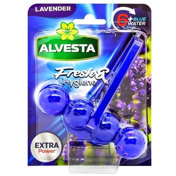 Средство Alvesta Лаванда для унитаза 48г