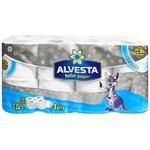 Alvesta Classic Three-ply Toilet Paper 16rolls