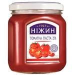 Паста томатная Нежин 25% 470г