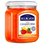 Nizhyn sweet pepper paste 450g
