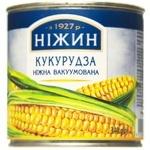 Кукуруза Нежин нежная вакуумированная 340г