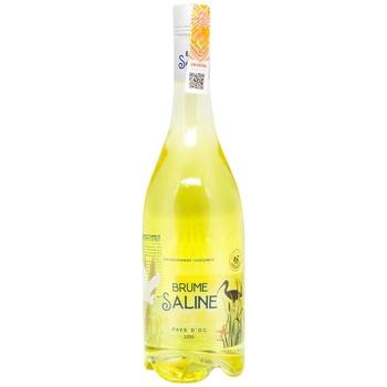 Вино Brume Saline белое сухое 13% 0,75мл