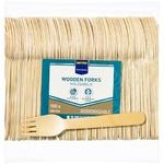 Metro Professional Fork Wooden 100pcs 16,5cm