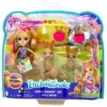 Enchantimals Camilla Kangaroo and her Family Game Set