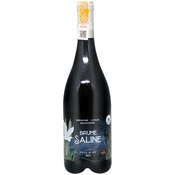 Вино Brume Saline красное сухое 14% 0,75мл