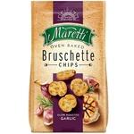Maretti Slow Roasted Garlic Bruschette Chips 70g