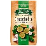Maretti Spinsch & Cheese Bruschette Chips 70g