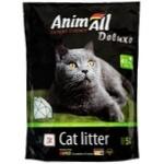 Наповнювач гігієнічний AnimAll для кошачьего туалета силікагель 5л