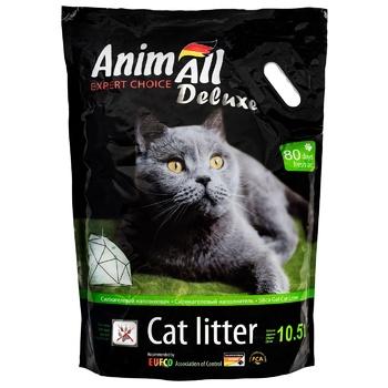 Наполнитель Animall для кошачьего туалета силикагель 10,5л