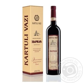 Kartuli Vazi Khvannchkara Red Semi-Sweet Wine 10,5% 750l - buy, prices for CityMarket - photo 2