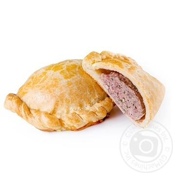 Pies Masters of taste Ms with meat 130g - buy, prices for Novus - image 1