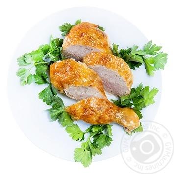Окорок куриный фаршированный - купить, цены на Novus - фото 1