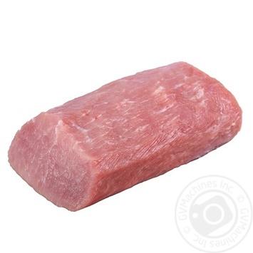 Корейка свиная охлажденная без кости - купить, цены на Novus - фото 1