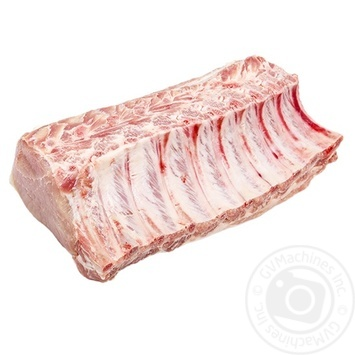Chilled With Bone Pork Ribs