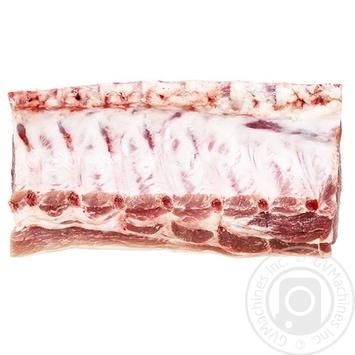Корейка свиная на косточке - купить, цены на Novus - фото 1