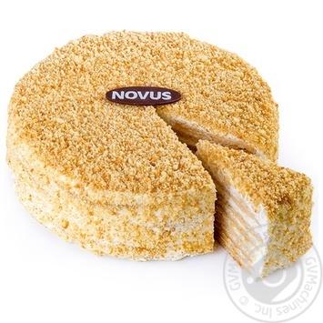 Торт Медовик по-домашнему - купить, цены на Novus - фото 1