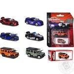 Majorette Nissan GT-R For Children Toy Car 7,5cm - buy, prices for MegaMarket - image 2
