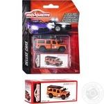 Majorette Nissan GT-R For Children Toy Car 7,5cm - buy, prices for MegaMarket - image 1