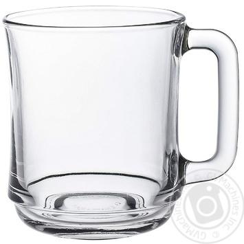 Чашка Duralex Lys прозора 310мл арт. 4018AR06 - купити, ціни на МегаМаркет - фото 1