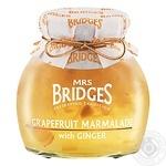 Конфітюр Mrs Bridges грейпфрут та імбир 340г