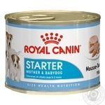Royal Canin Starter Mousse Food For Puppies 195g