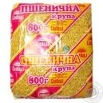Крупа пшенична Слобода Екстра 800г м/у