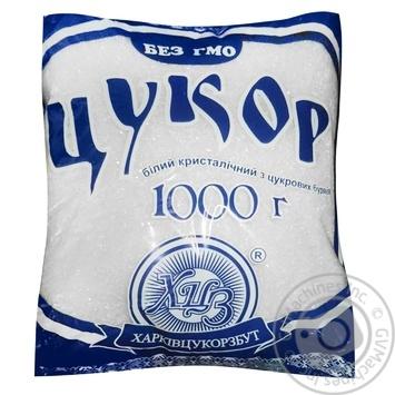 Сахар Харьковсахарсбыт 1кг - купить, цены на Восторг - фото 1