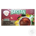 Besida Black Tea Aroma Of Quince And Strawberry 24pc*1.5g