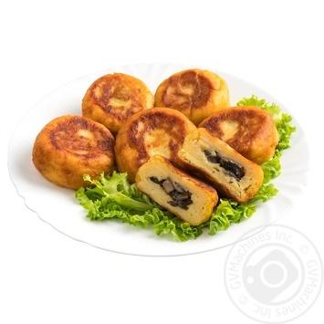 Зрази з грибами вагові - buy, prices for Auchan - photo 1