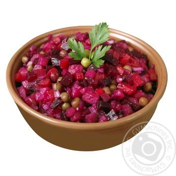 Салат Винегрет овощной - купить, цены на Ашан - фото 1
