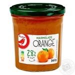 Auchan Orange Jam 360g