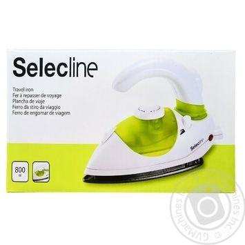 Selecline SW-2388 Iron for Travel - buy, prices for Auchan - photo 2