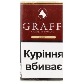 Табак Graff Cherry 30г - купить, цены на СитиМаркет - фото 1