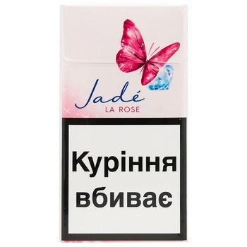 Цигарки Jade La Rose Superslims - купити, ціни на CітіМаркет - фото 1