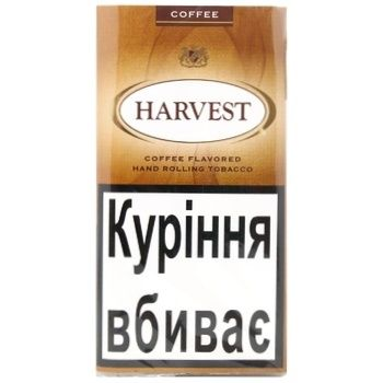 Табак Harvest Coffee 30г - купить, цены на Восторг - фото 1