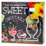 Strateg Sweet cocktails Set for children's decor