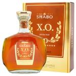 Бренди Shabo XO 40% 0,5л