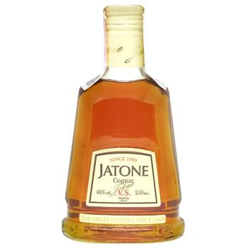 Tavria Jatone V.S. 3yrs cognac 40% 0,25l - buy, prices for MegaMarket - photo 1
