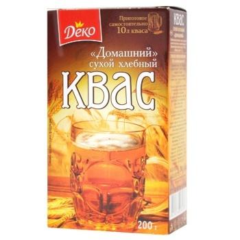 Deko bread dry kvass 200g - buy, prices for Auchan - photo 1
