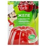 Varto Jelly with Cherry Flavor 90g